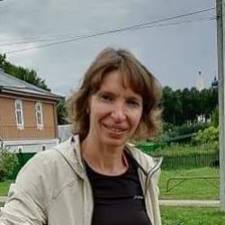 Поздравляем Елену Симутину