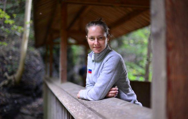На фото: Екатерина Ерасова
