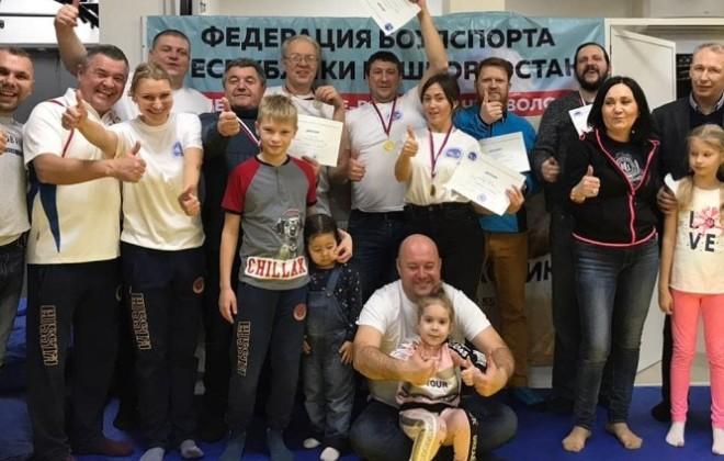Первый этап Кубка города Уфы по боулспорту