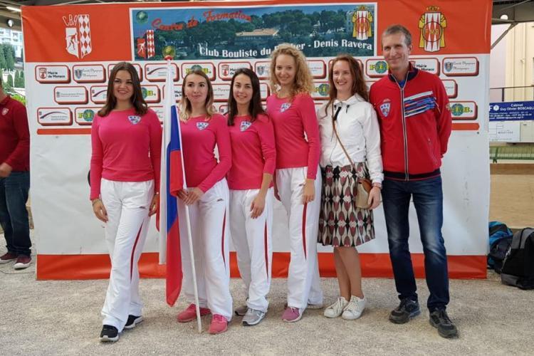 Международный турнир в Монако